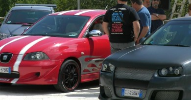 VIDEO/ 9^ raduno tuning car di Ospedaletto (Avellino)