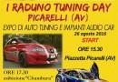 """26 agosto ore 15.00 """"I°Raduno Tuning Day"""" Picarelli (Avellino), ore 17,30 Chambara"""