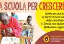 L'Africa Chiama Onlus Ong, iniziato l'ampliamento della Scuola Shalom a Kanyama