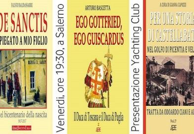 "Francesco De Sanctis raccontato ai più giovani, le vicende ""salernitane"" del Guiscardo"