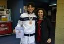 Il Taekwondo irpino by team D'Alessandro brilla ai campionati Italiani senior con Erminio Pilunni