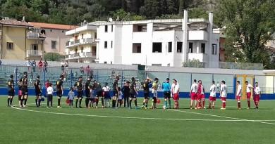 Calcio Minore – Finisce in parità tra Pro Sangiorgese e Intercampania