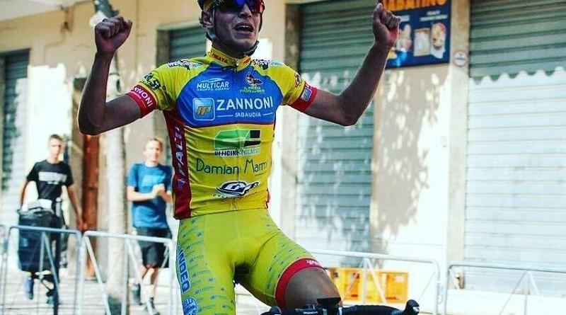 Coppa Montoro 25062017 vittoria Federico Cardone