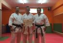 Karate Avellino: Mario Losco dell'a.s.d. raion, cintura arancione di karate