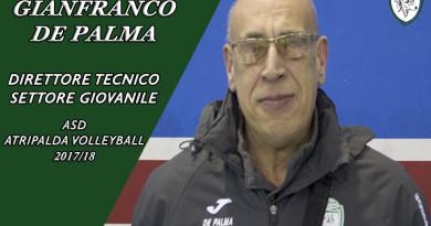 Nasce il settore giovanile targato Atripalda Volleyball. Il direttore Tecnico è Gianfranco De Palma