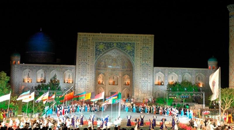 Foto Festival Samarcanda Sharq taronalari