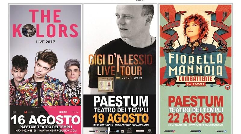 Show Paestum estate 2017