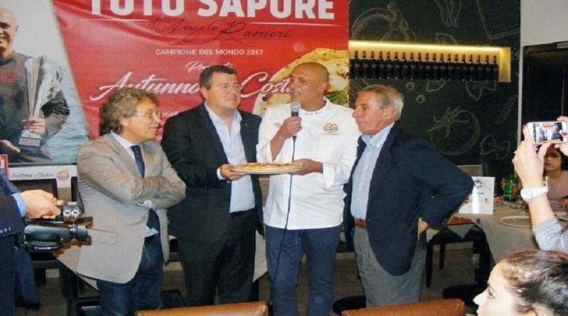 Angelo Ranieri premia Sergio Miccù e Carmine Caputo 1056_n