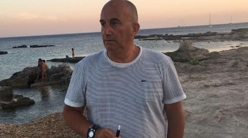 Il dg Massimo Mercurio Romano