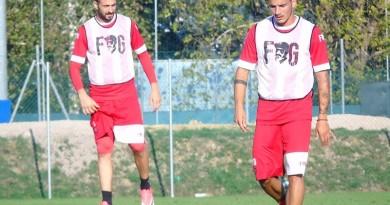 Gli uomini di Breda pronti per la sfida contro l'Avellino
