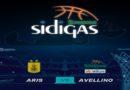 """Sidigas Avellino, Oldoini: """"Aris squadra da non sottovalutare, dovremo pretendere uno sforzo extra da tutti"""""""