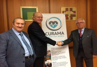 Stipulato l'accordo tra Curama e Federfama Avellino, la società di servizi e le farmacie irpine insieme per dare servizi innovativi ai pazienti