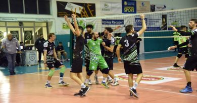 Serie C, Atripalda Volleyball super: battuta la capolista Ischia 3 a 1