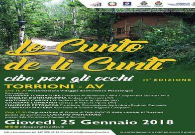 Torrioni, si presenta il Villaggio Ecoturistico Montenigro