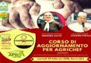 Dalla Filosofia del Gusto all'Agripizza 100% Campana: apre la 2° Agrichef Academy Coldiretti/Terranostra