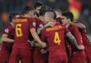 Serie A, la Roma travolge il Benevento 5 a 2 il finale, Guilherme illude i Sanniti