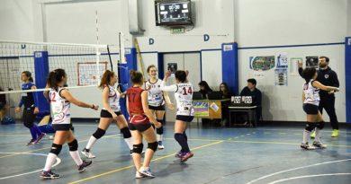 Serie D, Green Volley The Marcello's a Sessa un punto d'oro verso la salvezza