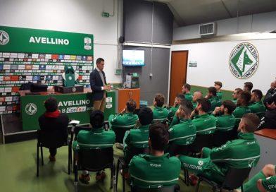 Con l'U.S. Avellino la sesta tappa del tour della Lega B per la prevenzione delle frodi sportive