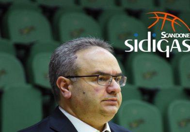 """Sidigas, Sacripanti: """"Il maggiore atletismo ha fatto la differenza, complimenti a Trento"""""""