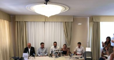 Calcio Avellino SSD, presentati questa mattina Carlo Musa ed Archimede Graziani