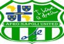 Presentazione squadra e nuova maglia dell'Afro-Napoli United, season 2018/19