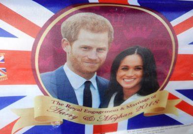 """Il 27 Settembre a Praiano foto e video inedite del matrimonio reale Harry-Meghan, ed un viaggio """"insofferente"""" nell'Irlanda di Joyce e di """"Ulisse"""""""