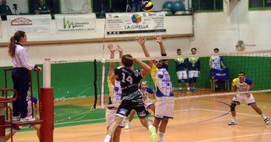 Atripalda Volleyball, tie-break amaro. Ad Avellino passa il Rione Terra