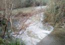 Flumeri, l'inquinamento del fiume Ufita iè un disastro ambientale sotto gli occhi di tutti