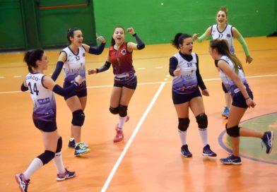 Ermete Green Volley Marcello il derby è tuo: stesa la Wessica Avellino 3 a 0!