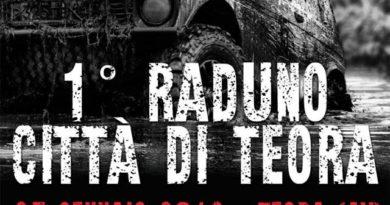 Il 27 gennaio 2019 si è tenuto il primo raduno di fuoristrada in provincia di Avellino